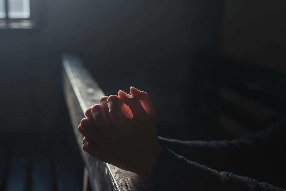 Oração de proteção pessoal