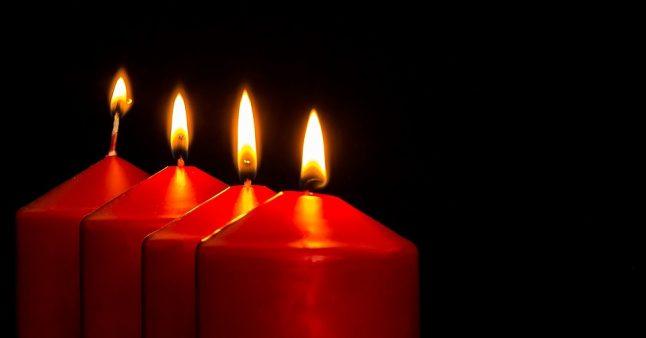 Simpatia para amor com vela vermelha